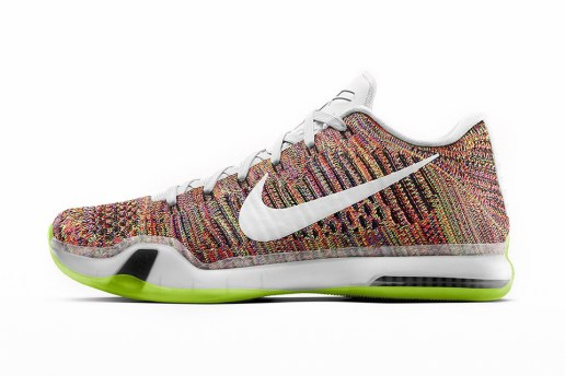 """NIKEiD Launches """"Multicolor"""" Option for the Nike Kobe X Elite"""
