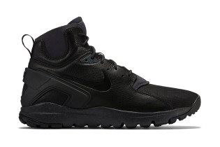 "Nike Koth Ultra Mid ""Triple Black"""
