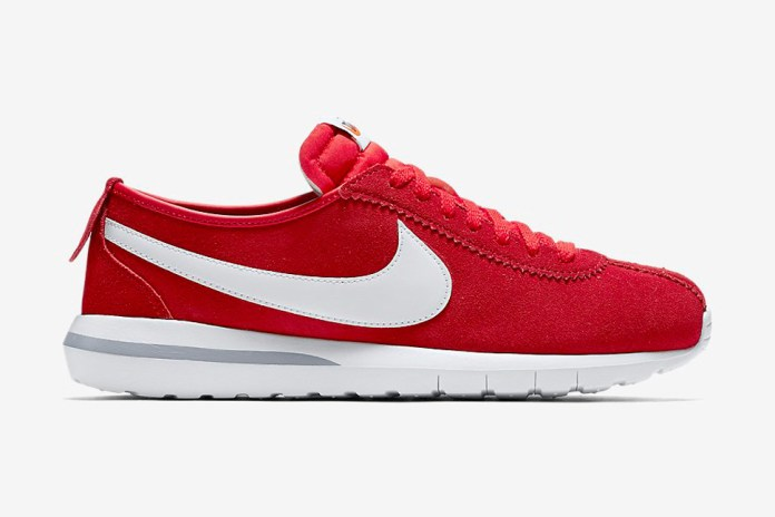 "Nike Roshe Cortez ""University Red"""