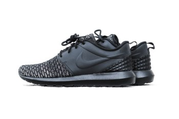 "Nike Roshe One NM Flyknit PRM ""Black"""