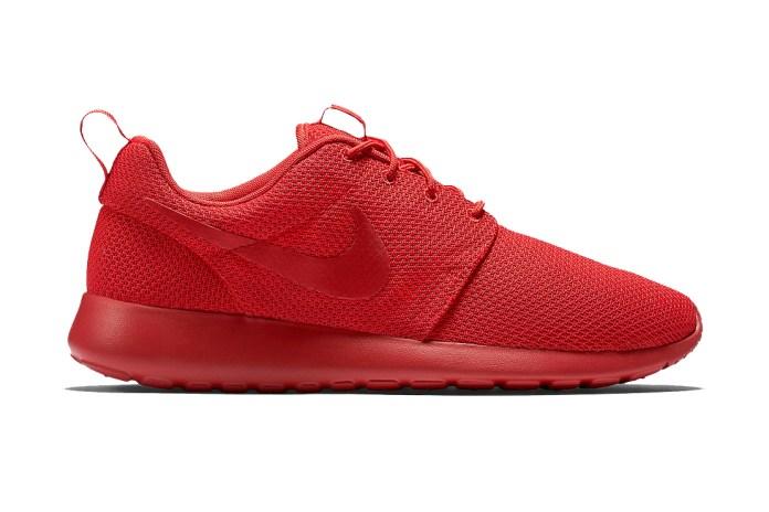 """Nike Roshe One """"Varsity Red"""""""