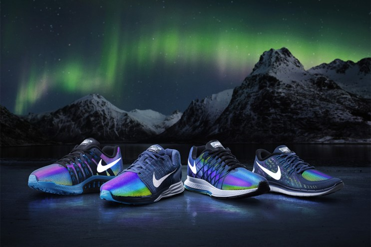 "Nike Running 2015 Fall/Winter ""Flash"" Pack"