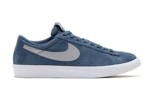 "Nike SB Blazer Low GT ""Squadron Blue"""