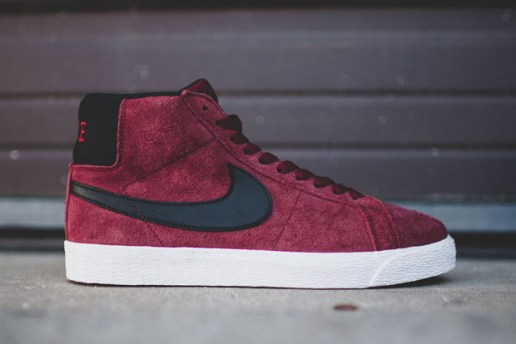 "Nike SB Blazer Mid ""Team Red"""