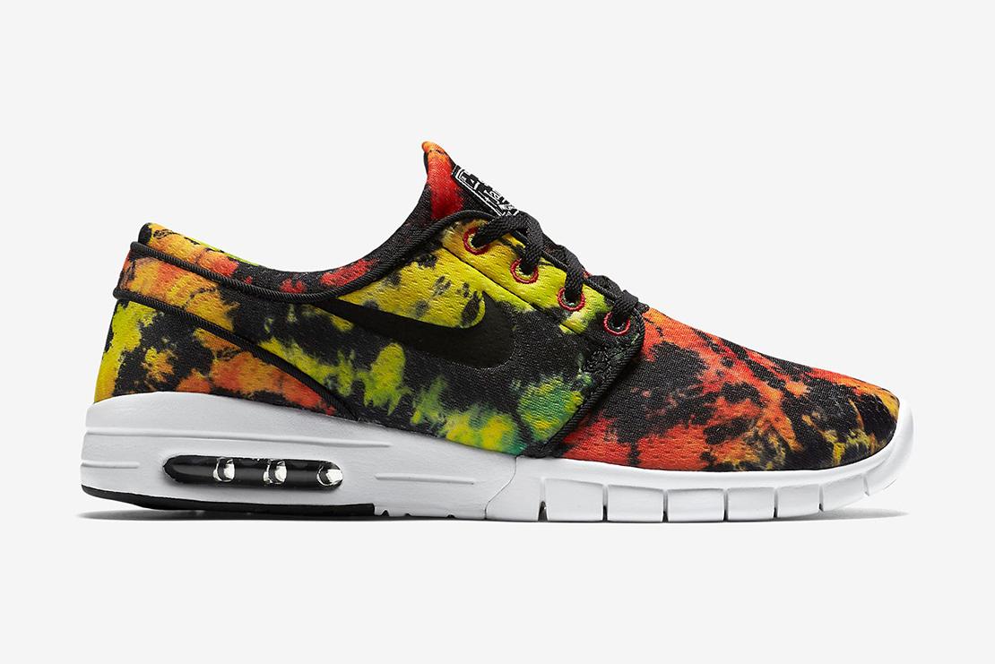 """Nike SB Stefan Janoski Max Premium """"Tie-Dye"""""""
