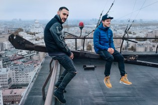 Nike Unveils the Sneakerboots 2015 Fall/Winter Collection in Moscow