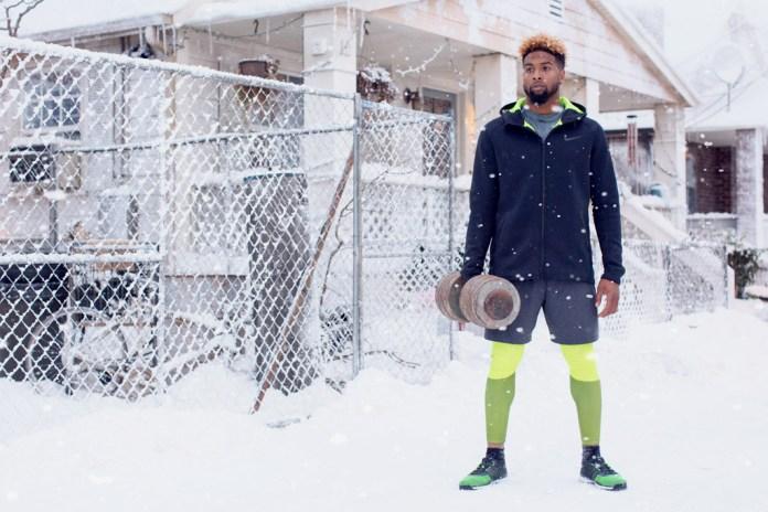"""Nike """"Snow Day"""" Short Film Starring Odell Beckham Jr, Rob Gronkowski and Ben Roethlisberger"""