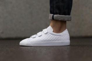 "Nike Tennis Classic AC Velcro ""White"""