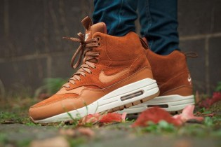 Nike WMNS Air Max 1 Mid Sneakerboot