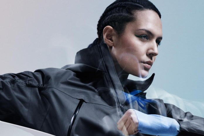 NikeLab 2015 Fall/Winter Women's Training Collection Teaser