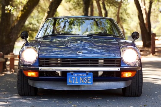 Bask in the Glory of Glenn Chiou's 1972 Nissan Fairlady 240ZL
