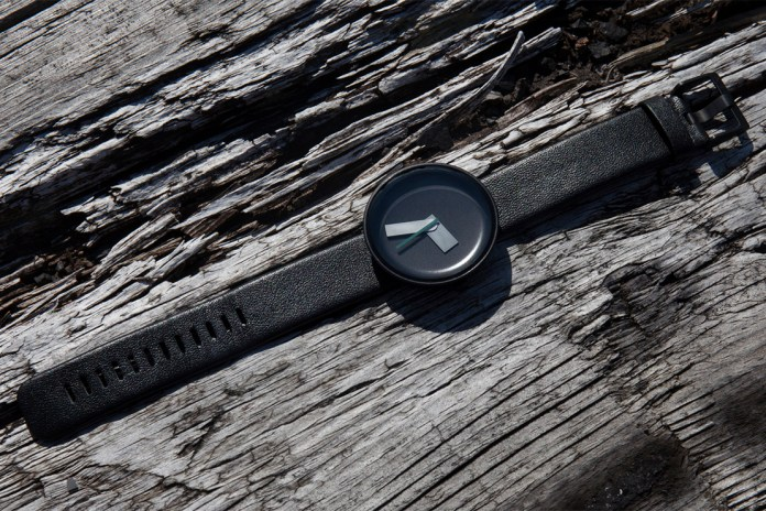 Nomad Watches Debuts With the Samuel Wilkinson-Designed Mòltair
