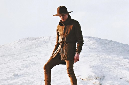 nonnative 2015 Fall/Winter Editorial by 'GRIND'