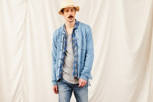 "nonnative 2016 Spring/Summer ""GROUND CONTROL"" Lookbook"