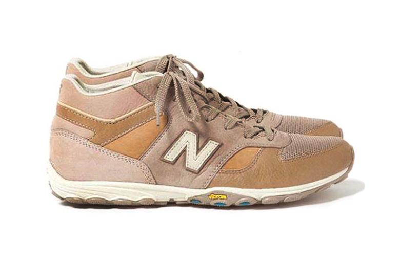 "nonnative x New Balance MNL710 ""Dune"""