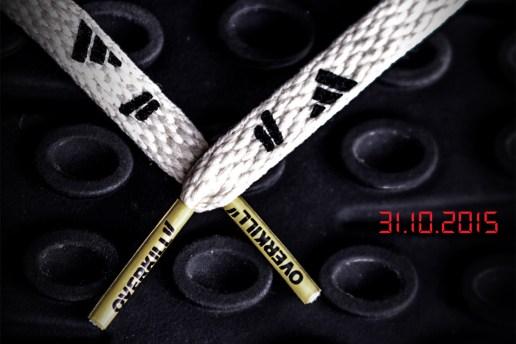 Overkill x adidas Consortium 2015 Fall Teaser