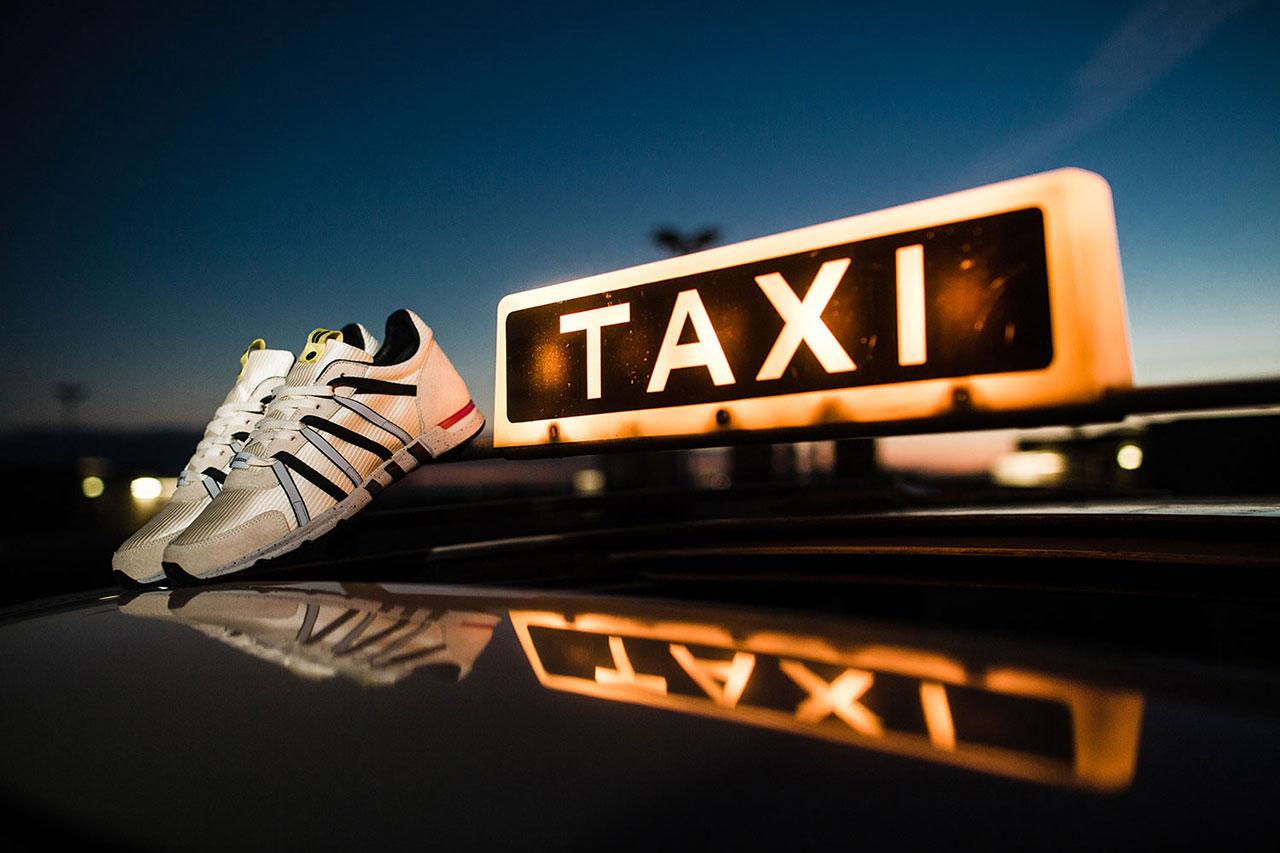 """Overkill x adidas Consortium EQT Racing '93 """"Taxi"""""""