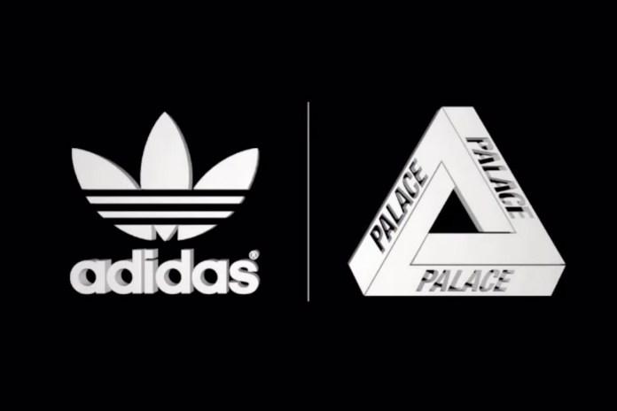 Palace Skateboards x adidas Originals Footwear Teaser