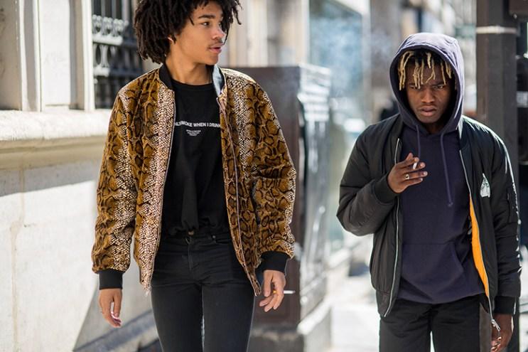 Streetsnaps: Paris Fashion Week October 2015 - Part 1