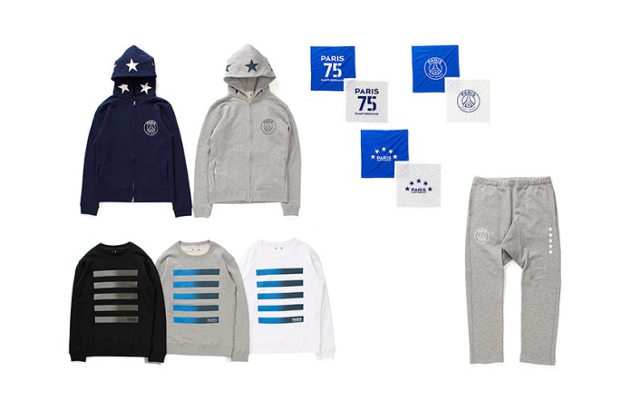 Paris Saint-Germain x ÉDIFICE 2015 Winter Capsule Collection