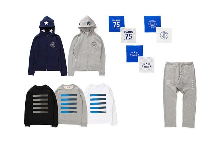 Paris Saint-Germain x ÉDIFICE 2015 Winter Capsule Collection