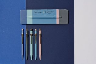 Paul Smith x Caran D'Ache 849 Pen Collection