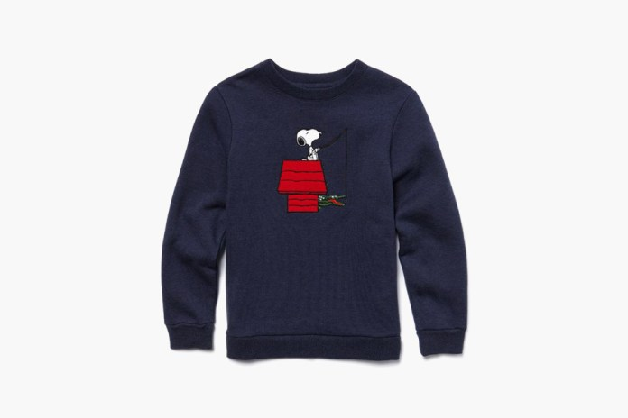 Peanuts x Lacoste 2015 Fall/Winter Collection