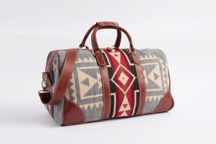 Pendleton x Horween x ROOTS 2015 Fall/Winter Bag Collection