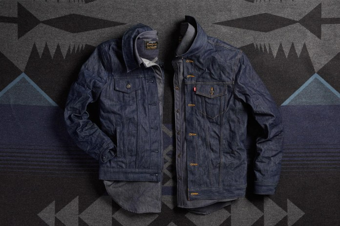Pendleton x Levi's 2015 Fall/Winter Collection