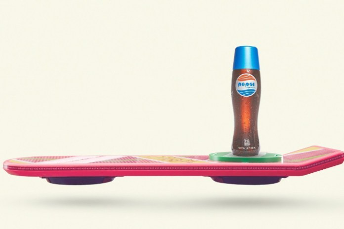 Pepsi Will Release Its Pepsi Perfect Bottle From 'Back to the Future' This Month