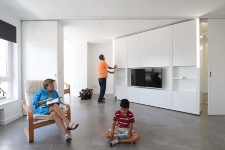 PKMN Architectures Has Developed a Fully Customizable Apartment