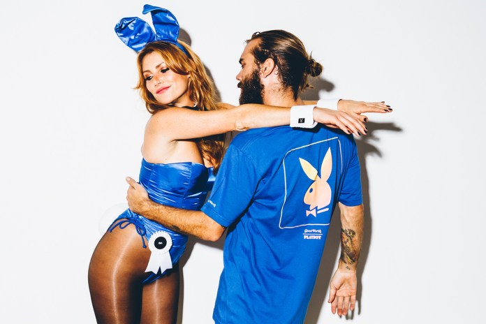 Playboy x Good Worth 2015 Collection