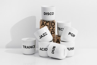 "PLAYTYPE ""Beat"" Mug Collection"