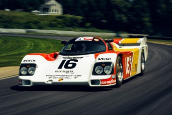 The Porsche 962 Race Car Is the Aspiration of All Porsches