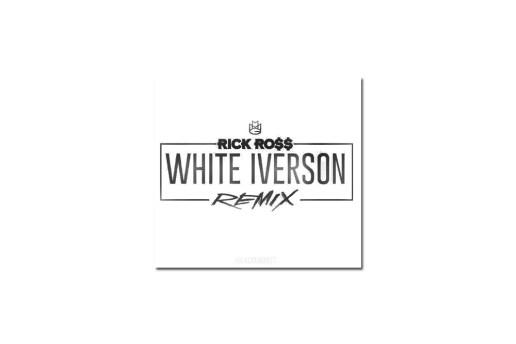 "Rick Ross Remixes Post Malone's ""White Iverson"""