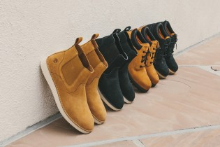 "Publish x Timberland ""Reinventing California"" Collection"