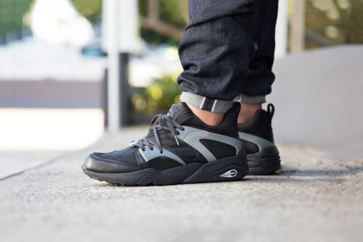 PUMA Blaze of Glory Black/Grey