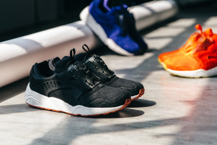 "PUMA Disc Blaze ""Bright"" Pack"