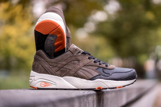 "PUMA Trinomic R698 Grid ""Q4"" Pack"