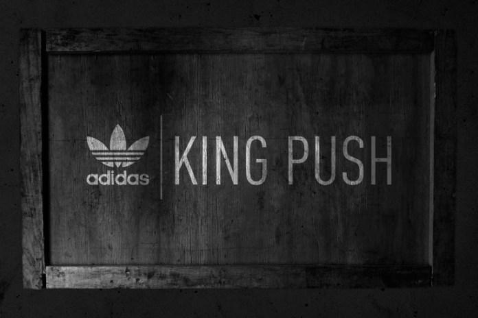Pusha T x adidas Originals EQT Black Friday Teaser
