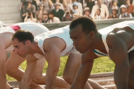 'Race' Trailer for Olympic Legend Jesse Owens' Biopic