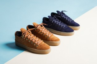Raised by Wolves x Filling Pieces 2015 Fall/Winter Mountain Cut Collection