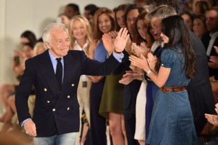 "Ralph Lauren Tells His Staff He's ""Stepping Up"" in Open Letter"