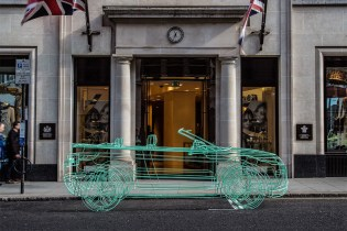 Ghostly Range Rover Evoque Convertibles Are Haunting London