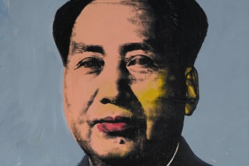Rare 'Mao' Painting by Warhol Will Be Auctioned by Sotheby's