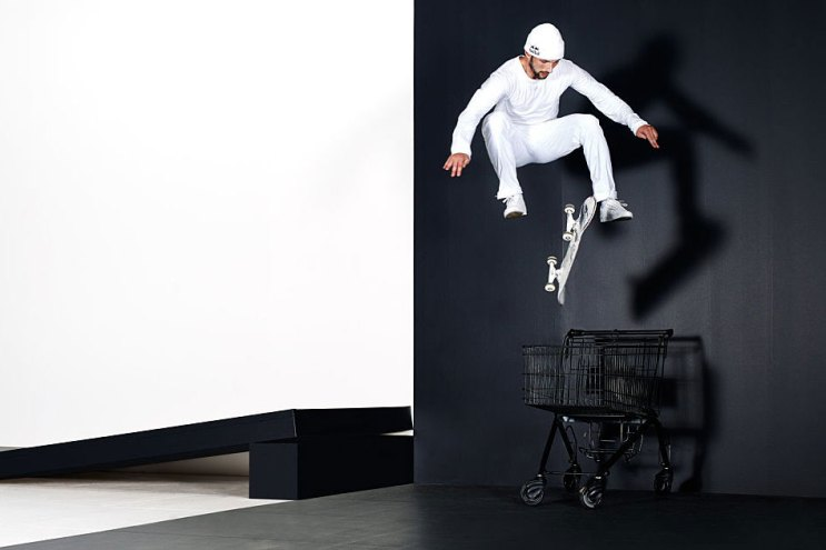 """Red Bull's """"Checkmate"""" Skate Video Explores the World of Opposites"""