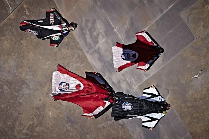 Wingsuit Racers Plummet From 8,000 Feet in Red Bull's New Sport