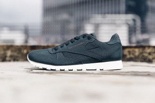 Reebok Classic Leather Clean Cordura