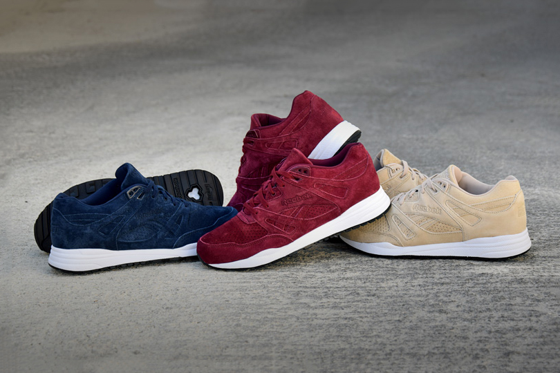 Reebok Ventilator Perforated Collection