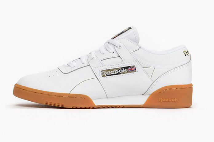 Reebok Classic Adds a Touch of Camo to the Iconic Workout Low